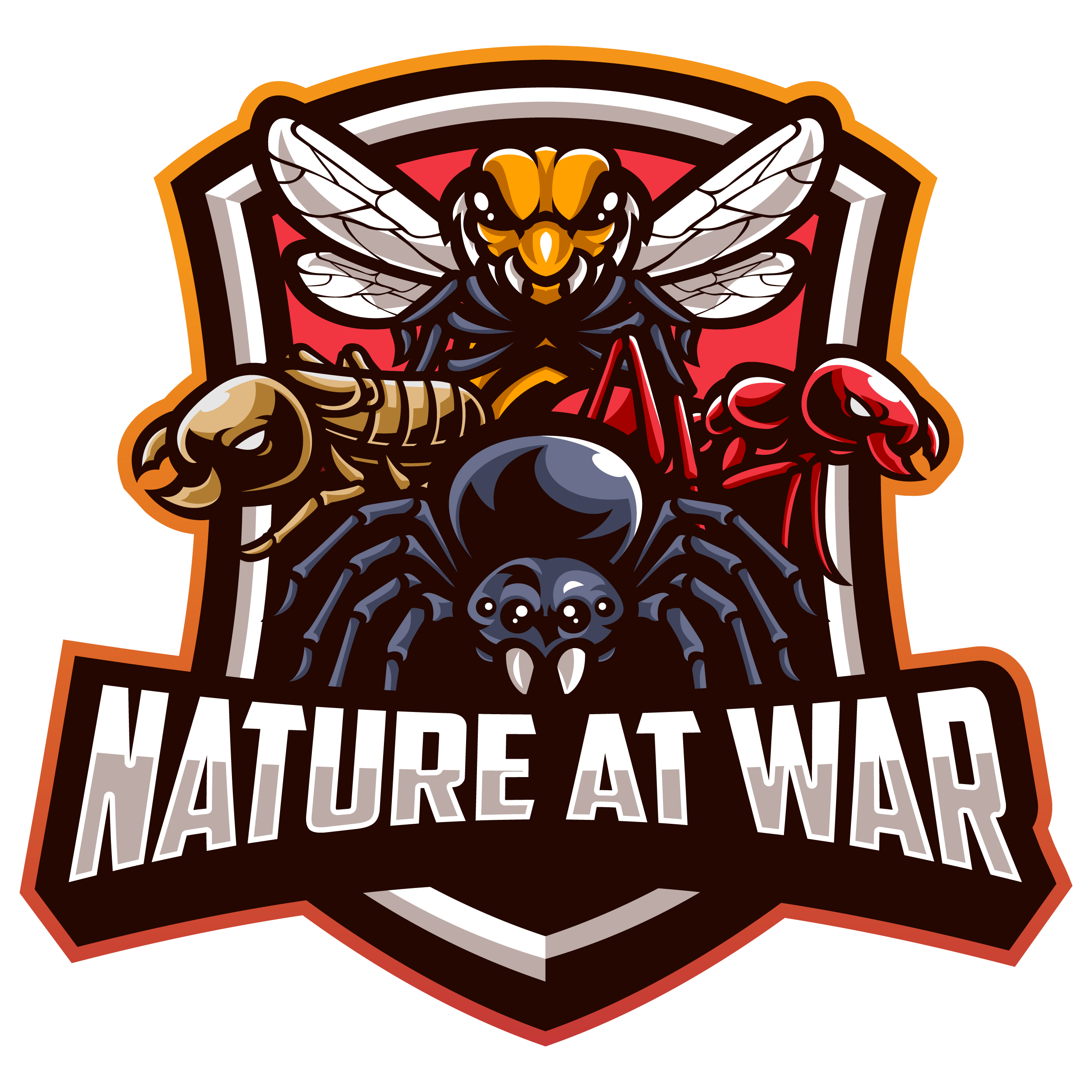 Nature at War Logo